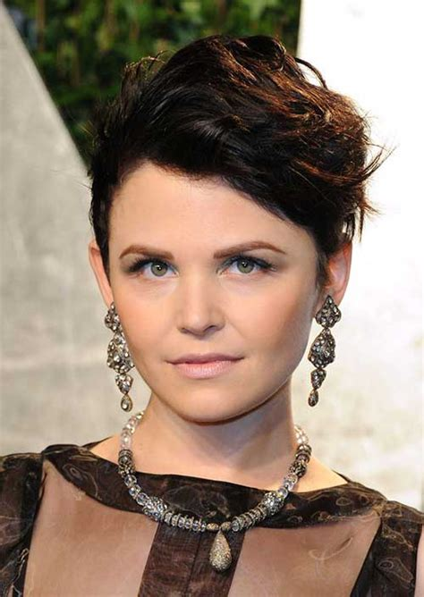 Ginnifer Goodwin Pixie Hairstyle by 15 New Ginnifer Goodwin Pixie Cut Hairstyles