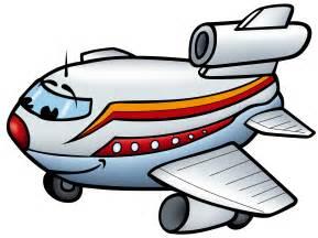 Airplane Cartoon Clip Art