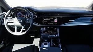 Audi Q8 Interieur : audi q8 fahrbericht autogef hl ~ Medecine-chirurgie-esthetiques.com Avis de Voitures