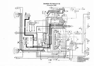 1960 1963 Opel Rekord P2 Schaltplan Wiring Pdf  839 Kb