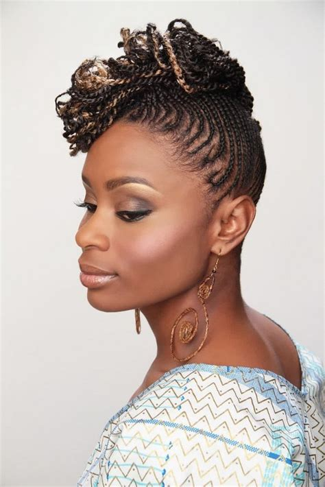 Black Cornrow Hairstyles Pictures by 21 Cornrow Hairstyles With Pictures 2017