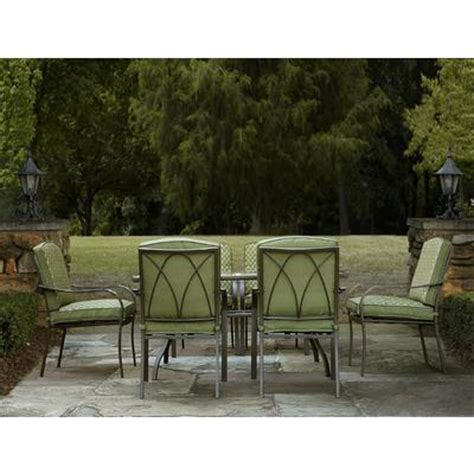 garden oasis shoal creek 7pc dining set outdoor living