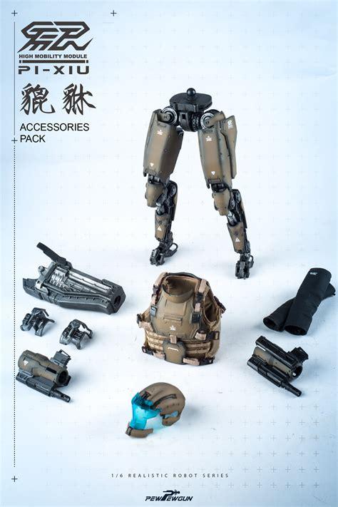qui sommes nous pi 232 ces de carrosserie robotic high mobility module pi xiu accessories pack coyote machinegun