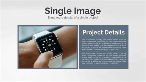 Project Overview Presentation Template   Prezibase