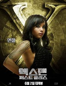 5 new international character posters for X-Men: First ...