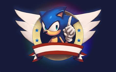 Sonic The Hedgehog Wallpapers Wallpaper Cave