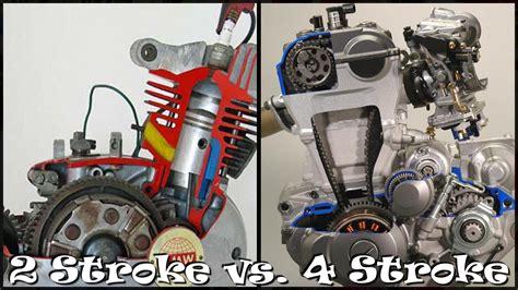 Outboard Motor 2 Stroke Vs 4 Stroke