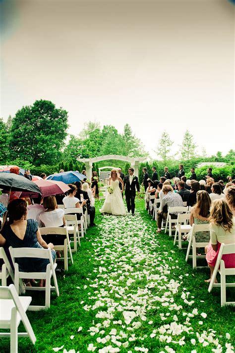 tips for garden weddings 9999 top weddings