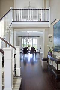 Grand foyer - Eclectic - Entry - boston - by Kate Jackson ...