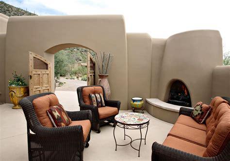 spectacular southwestern patio designs