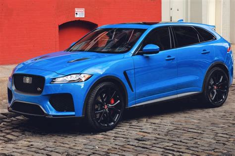 jaguar  pace ny daily news