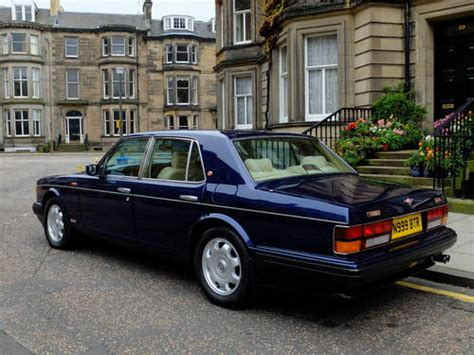 bentley turbo r for sale for sale 1996 bentley turbo r rare facelift swb mk 1v
