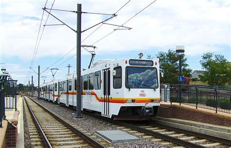 Light Rail Denver by Denver Co Rtd Light Rail System