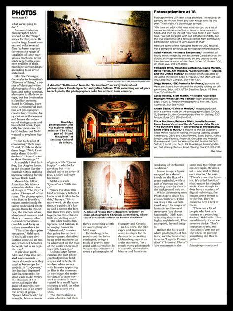 san antonio express news phone number 2012 michael mehl curator mixed metaphors