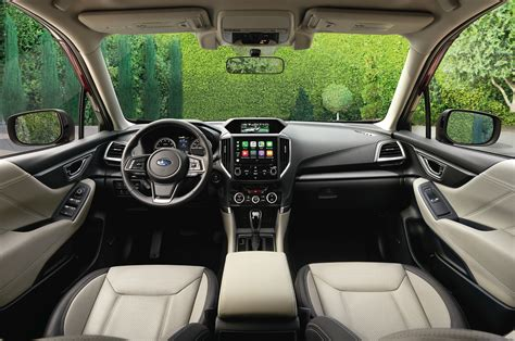 2019 Subaru Forester Six Things You Need To Know Motor