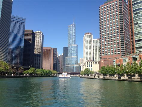 "A Chicago ""mustdo""  The Architectural Boat Tour"