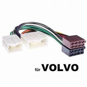 Adapter Cable For Volvo Car Radio Plug 960 940 850 S90 S70