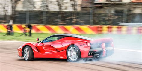 highest revving production cars