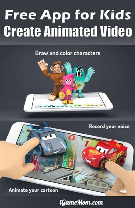 FREE App: Toontastic - Creatively Teaching Kids Storytelling