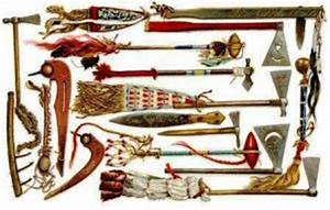 American Indian Artifacts: Native Indian Tribes