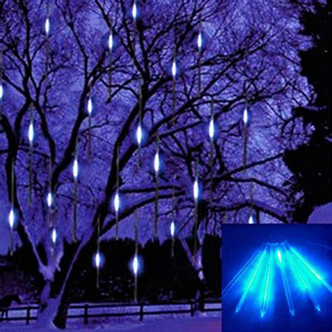 2016 new 30cm meteor shower rain tubes led light l 100