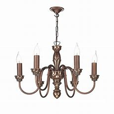Traditional Copper Ceiling Pendant Light, Suitable For