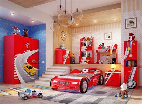 chambre cars complete déco chambre garçon 27 idées originales thème voiture