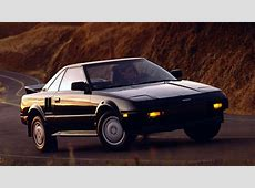 1985 Toyota MR2 Wallpapers & HD Images WSupercars