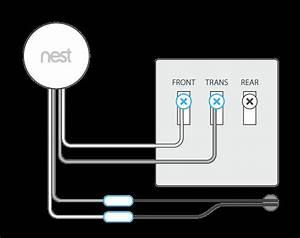 Electrical - Nest Doorbell Not Ringing Indoor Chime