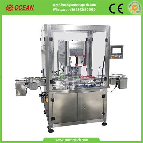 guangzhou factory automatic vacuum nitrogen flushing sealing machine suppliersguangzhou factory
