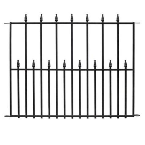 corner decorative fence home depot price ezfencedesign us