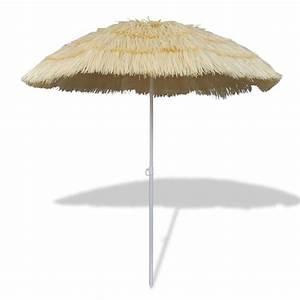 Parasol De Plage Pas Cher : acheter parasol de plage inclinable style hawaii pas cher ~ Dailycaller-alerts.com Idées de Décoration