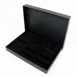 Menagere Inox 48 Pieces : m nag re 48 pi ces inox 18 10 xy black miroir guy degrenne ~ Teatrodelosmanantiales.com Idées de Décoration