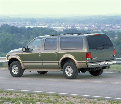 2002 ford excursion xlt premium 2002 ford excursion pictures photos gallery motorauthority