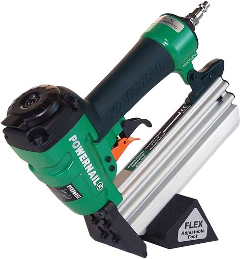 18 floor nailer for bamboo powernail model 2000f 20 flooring cleat nailer