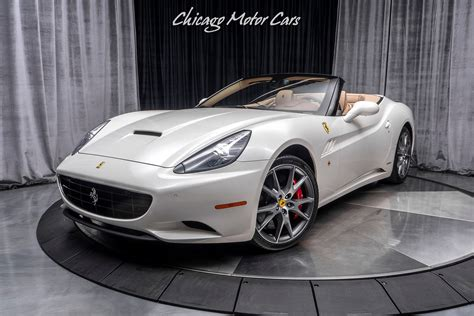 Select a ferrari convertible model. Used 2013 Ferrari California Convertible For Sale (Special Pricing) | Chicago Motor Cars Stock ...