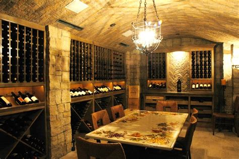 wine cellars   french tradition victorian wine
