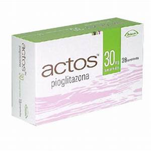 Actos Information - Bad Drug Pioglitazone