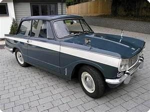 Triumph Vitesse : triumph vitesse classic cars pinterest ~ Gottalentnigeria.com Avis de Voitures