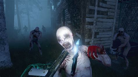 killing floor 2 local co op hands on killing floor incursion is a co op survival horror terror in vr