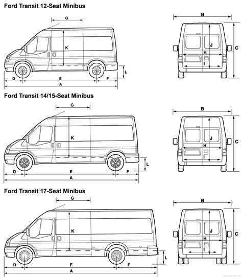 ford transit dimensions ford transit minibus picture 12 reviews news specs buy car