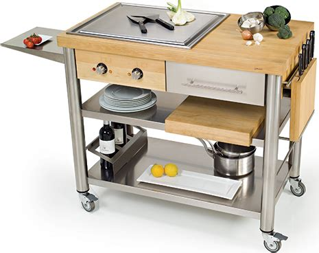 kitchen appliance cart joko domus kitchen carts new italian furniture on wheels