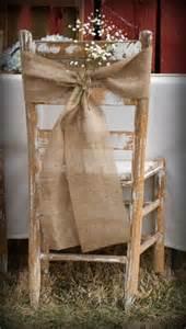 tulle chair sash déco mariage six idées pour décorer vos chaises save