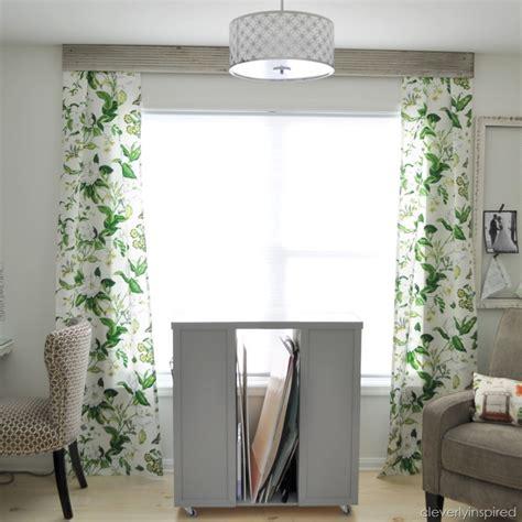 simple drapes simple no sew drapery panels