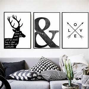 abstract minimalist symbol canvas painting black white With tableaux noir et blanc