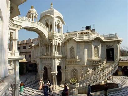 Vrindavan Temple Iskcon Mathura Krishna Mandir Delhi