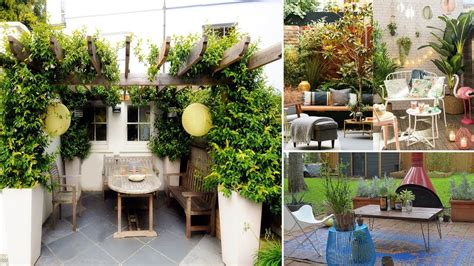 100 Cool Small Patio Ideas & Decorating  Diy Garden Youtube