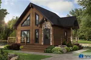 habitations mont carleton maison usinee prefabriquee With plans de maison en l 6 maison mobile en bois arkko