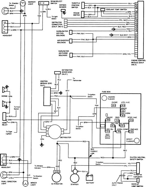 1990 Gmc Heater Wire Diagram by Free Wiring Diagram 1991 Gmc Wiring Schematic For