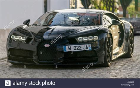 Bugatti All Black by All Black Bugatti Chiron Spotted In Lisbon As Part Of The